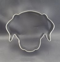 Dog Face Cookie Cutter 3.5 inch