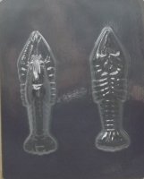 3D Lobster Chocolate Candy Mold