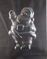 Large Santa with Penis Adult Chocolate Candy Mold
