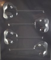 Chest Pop Adult Chocolate Candy Mold