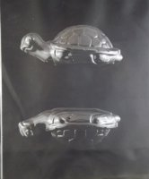 3-D Turtle Chocolate Candy Mold