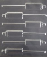 Baby Bottles Lollipop Chocolate Candy Mold