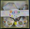 Baby Items Cookie Cutter Set