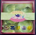 Tea Party 5 piece Cookie Cutter Set