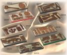 Designer Candy Mold Boxes